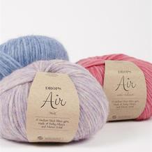 DROPS Air羊驼毛 进口羊驼羊毛手编毛线