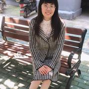 千鸟格 经典棒针黑白花样女士棒针翻领套裙(第十届兴旺xw115大赛作品)