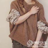 SUNNY毛衣(2-1)慵懶oversize風格粗針織毛衣編織視頻