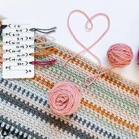 编织又双叒有新玩法 用针线色彩记录变化