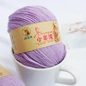 布老虎小羊驼 进口驼绒超柔手工编织毛线