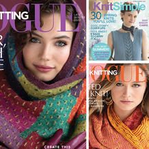 Vogue Knitting2020+Knit Simple2020时尚手编服饰64款