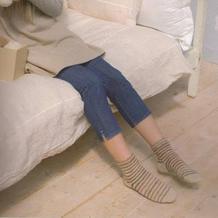 棒针毛线袜织法图解与步骤图