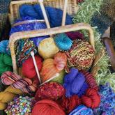 如何把毛线用到一点也不剩,大小创意助力编织