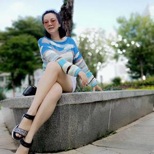 假日 回头率超高的云棉女士棒针风景图案套头毛衣