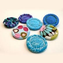 夏日钩包o形圈塑料环还可以用来做扣子