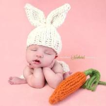 """一家名为""""非常简单的宝宝织物""""的编织店"""