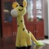 长颈鹿玩偶钩织教程