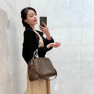 初秋 云绒叁柒女士棒针连袖披肩式小衫
