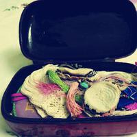 记忆传承 百年手工编织物与绣品欣赏