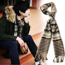 韩版围巾 男士围巾 图片欣赏