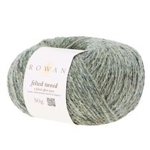 ROWAN felted tweed彩点羊毛羊驼线 进口花呢线披肩提花毛衣围巾线