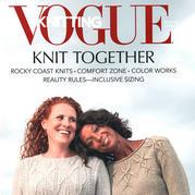欧美编织期刊vk2020冬号编织服饰18款 Vogue Knitting 2020/21Winter