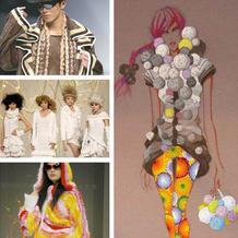"""""""三利杯""""中国针编织时装设计大赛(2002-2006)回顾(一)"""