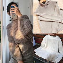 202052期周热门编织作品:2020年12月末冬季手工编织热门作品16款