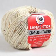 LANAS STOP ENGLISH TWEED英格蘭粗花呢 西班牙彩點羊毛外套毛衣圍巾線