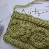 毛织物3种常用定型方法,不同线材选择不同的方式