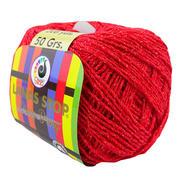 LANAS STOP Bring金絲棉線 西班牙進口鉤針挺闊蕾絲亮晶晶金絲棉