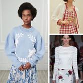 Oscar de la Renta 2009-2021奢侈品牌针织服饰欣赏