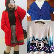 202108期周热门编织作品:毛线编织春夏毛衣10款