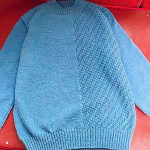 暖春 送上一件暖暖的羊绒衫,祝父亲健康快乐!