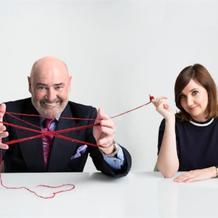 爸爸,一起创业吧?父女强强联手创立针织品牌