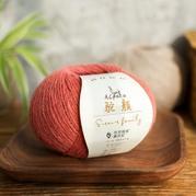 蘇蘇姐家·駝顏 羊駝毛手編毛衣圍巾帽子寶寶毛線