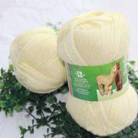 时令阿尔帕卡羊驼绒 羊驼花色绒韩版大衣围巾线中粗毛线