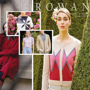 2021Rowan春夏手工编织服饰设计欣赏(罗文针织杂志第69期)