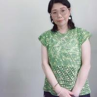 特殊结构女士钩针上衣(丝瓜蛋汤还是青椒炒蛋?)