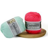 童缘羊绒棉 手工编织毛衣线牛奶棉毛线中粗婴儿童宝宝线
