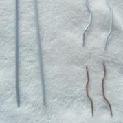 環針改造織麻花的輔助針 編織輔助工具DIY