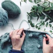 编织小品文   编织难吗?第四代编织人用亲身经历告诉你答案