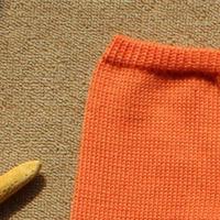 织毛裤松紧带的几个方法转