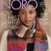 不規則混色段染花式紗編織款式 NORO雜志第18期2021春夏