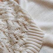 家用编织机织空花样的技巧