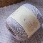 【云淺】段染色棉線 手工編織diy棒針鉤針毛線寶寶線四季