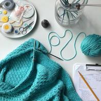 如何把毛衫编织的漂亮?毛衣编织技巧达人经验分享