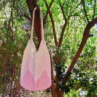 菜篮子包包 编织人生娃娃家2.0钩针单肩手提包