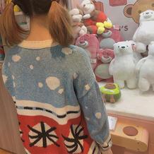 饥荒游戏版套头毛衣-丑陋的冬季毛衣