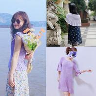 202126期周热门编织作品:女士春夏编织服饰15款