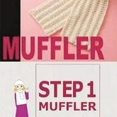 棒针围巾织法(3-1)三节课教你学看编织符号图