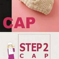 棒针帽子织法(3-2)三节课教你学看编织符号图
