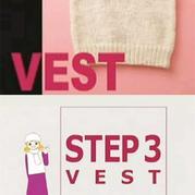 棒針背心織法(3-3)三節課教你學看編織符號圖