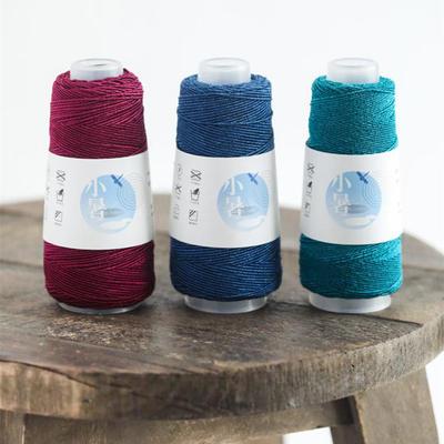 【小暑】有机棉 喵夫人有机棉线特殊工艺线材夏季手工编织钩编线