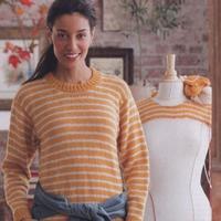 这件毛衣不用缝合,是真的吗?(毛衣新织法介绍)