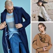 澳大利亞華裔服裝設計師 剪裁獨特的毛衫設計