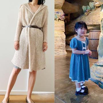 202135期周热门编织作品:9月手工编织服饰9款