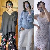 202136期周热门编织作品:9月中旬手工编织服饰作品15款