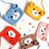 超可爱的宝宝钩针小熊包包188BET金宝搏视频教程
